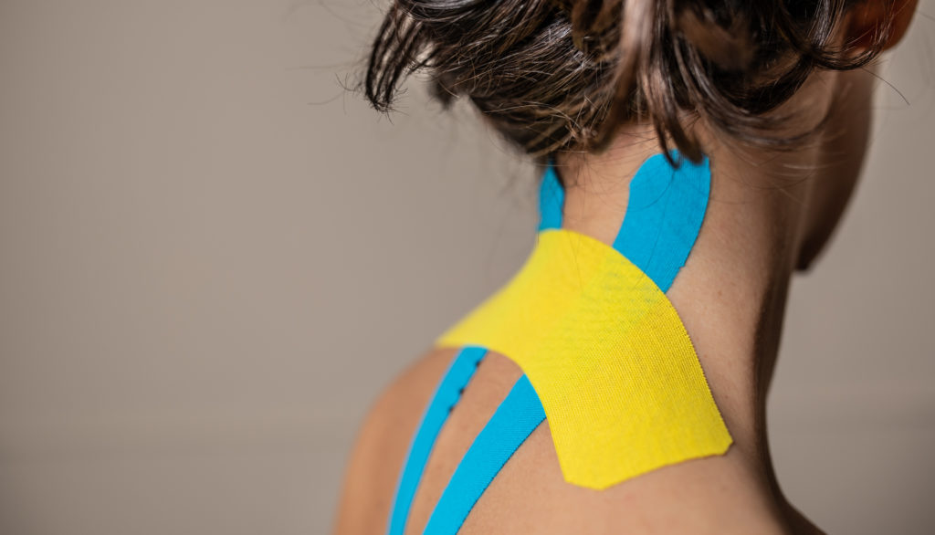 cervicale taping